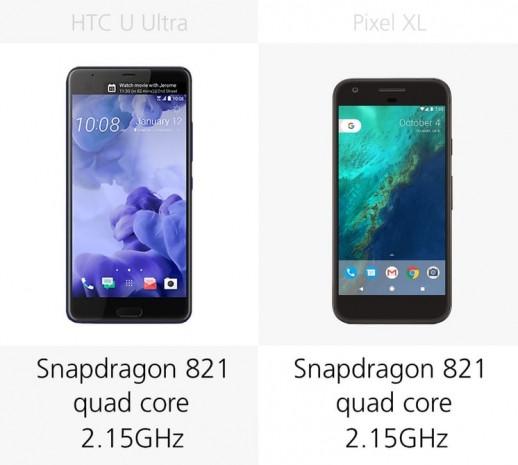 HTC U Ultra ve Google Piksel XL karşılaştırma - Page 4
