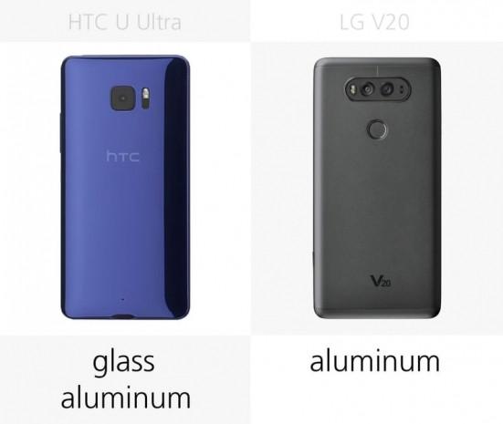 HTC U Ultra ve LG V20 karşılaştırma - Page 2
