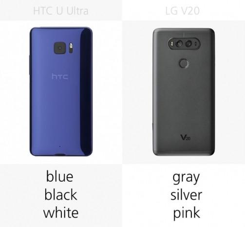 HTC U Ultra ve LG V20 karşılaştırma - Page 4