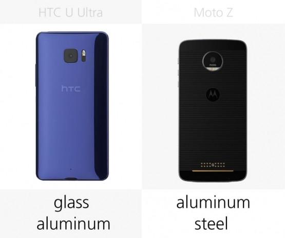 HTC U Ultra ve Moto Z karşılaştırma - Page 2