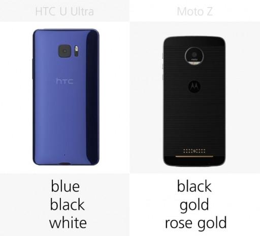 HTC U Ultra ve Moto Z karşılaştırma - Page 4