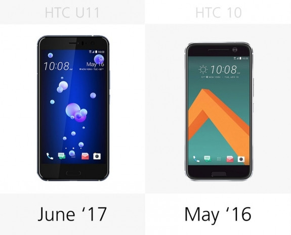 HTC U11, HTC 10'dan üstün mü karşılaştırma! - Page 2