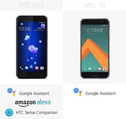 HTC U11, HTC 10'dan üstün mü karşılaştırma! - Page 3