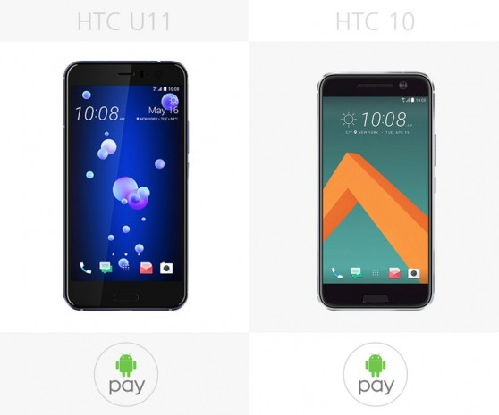 HTC U11, HTC 10'dan üstün mü karşılaştırma! - Page 4