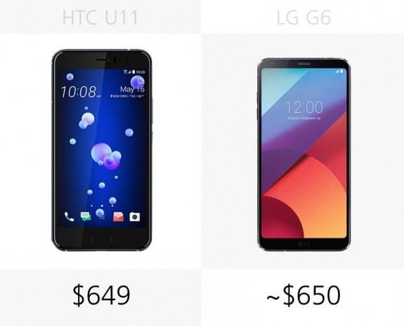 HTC U11 mi, LG G6 mı hangisini almalısınız? - Page 1