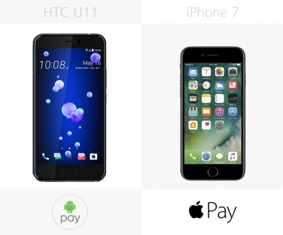 HTC U11 ve iPhone 7 karşılaştırma - Page 4