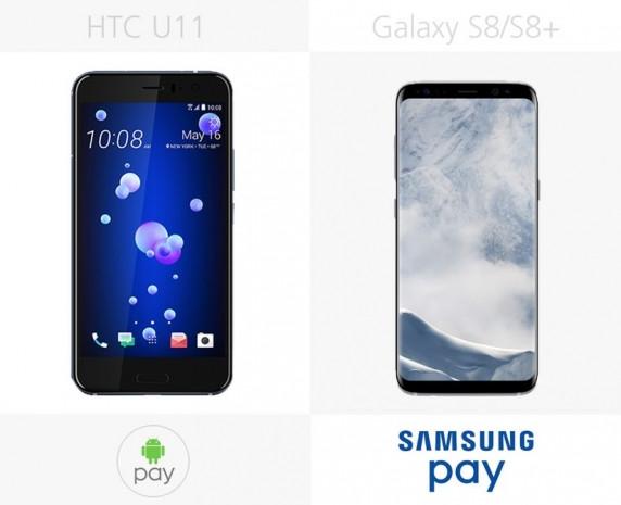 HTC U11'e karşı Samsung Galaxy S8 ve S8 + - Page 3