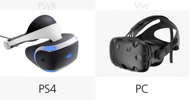 HTC Vive ve Sony PlayStation VR karşılaştırma - Page 2