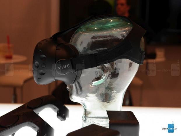 HTC Vive VR, 20 farklı aksesuarla satılıyor! - Page 1