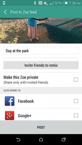 HTC Zoe uygulaması ekran görüntüleri! - Page 2