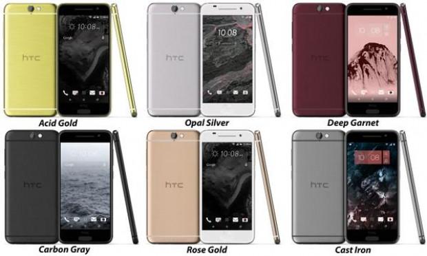 HTC'nin One A9 şu an tanıtılıyor! - Page 1