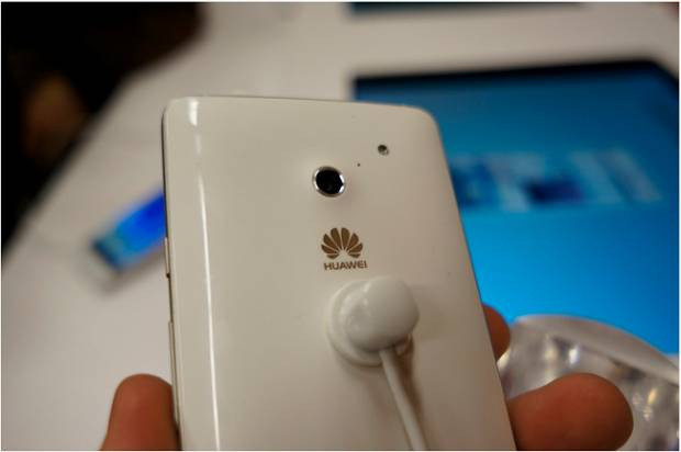 Huawei Ascend D2 - Page 1
