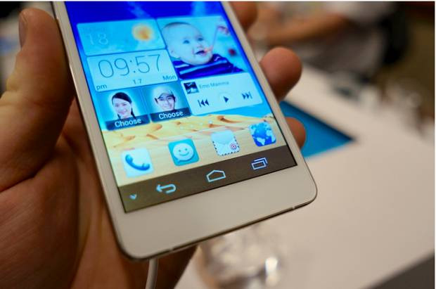 Huawei Ascend D2 - Page 4