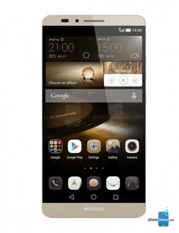 Huawei Ascend Mate 7'ye ilk bakış! - Page 1