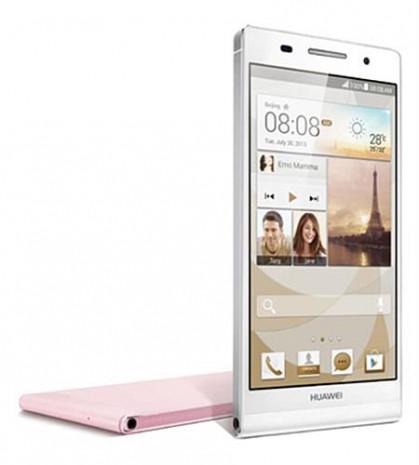 Huawei Ascend P6 ürün görselleri - Page 2