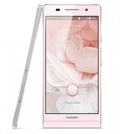 Huawei Ascend P6 ürün görselleri - Page 3