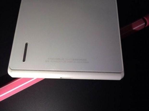 Huawei Ascend P7'nin ilk canlı görüntüleri! - Page 1