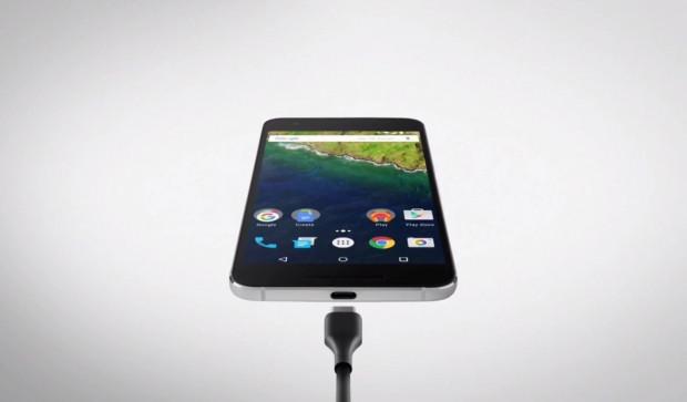 Huawei Nexus 6P'nin resmi görüntüleri - Page 1