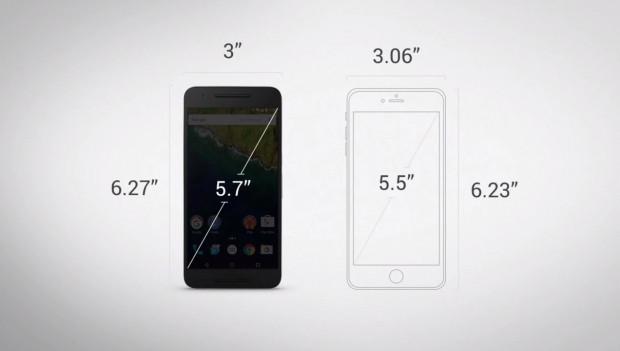 Huawei Nexus 6P'nin resmi görüntüleri - Page 2