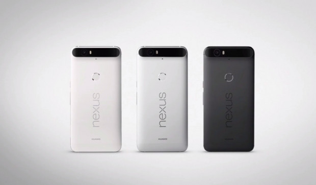 Huawei Nexus 6P'nin resmi görüntüleri - Page 3