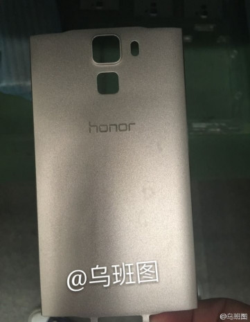 Huawei Honor 7 arka plaka sızıntıları - Page 3