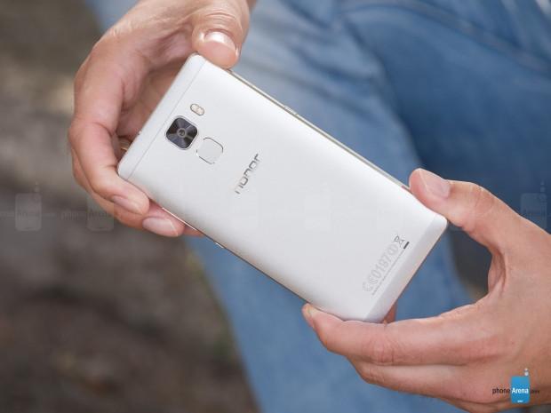 Huawei Honor 7'nin özellikleri - Page 1