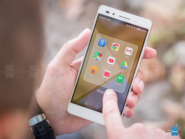 Huawei Honor 7'nin özellikleri - Page 3