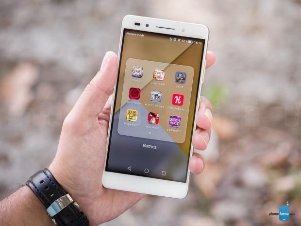 Huawei Honor 7'nin özellikleri - Page 4