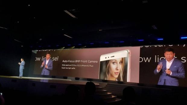 Huawei P9 Plus'dan ilk görüntüler - Page 2
