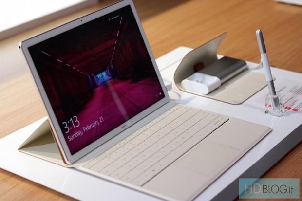 Huawei tablet bilgisayar MateBook'u tanıttı - Page 2
