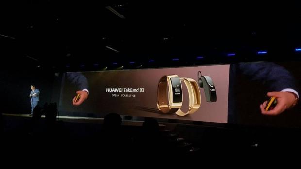 Huawei TalkBand B3'e ait ilk görüntüler - Page 3