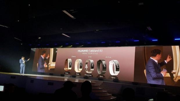 Huawei TalkBand B3'e ait ilk görüntüler - Page 4