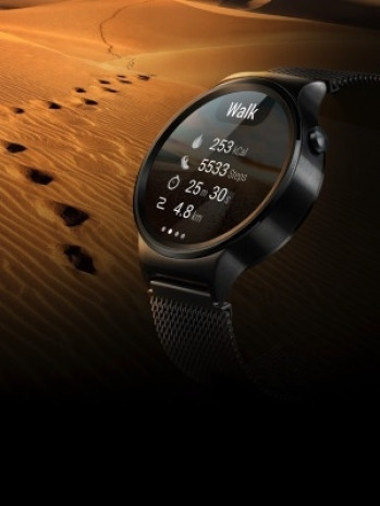 Huawei Watch basın görselleri - Page 3