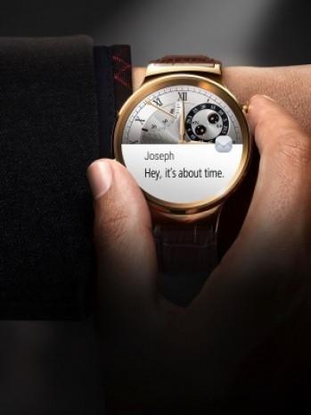 Huawei Watch basın görselleri - Page 4