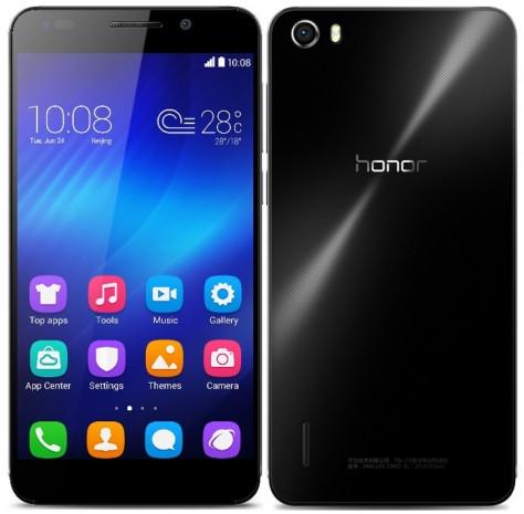 Huawei'den çift kameralı akıllı telefon: Honor 6 Plus - Page 1