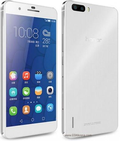 Huawei'den çift kameralı akıllı telefon: Honor 6 Plus - Page 2