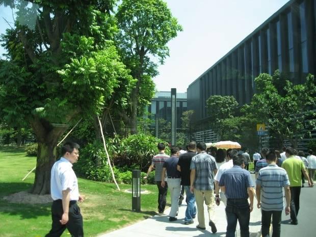 Huawei'nin Çin ofisi! - Page 4