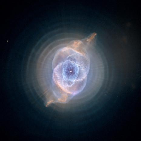 Hubble Uzay Teleskobu'undan dehşet görüntüler! - Page 4