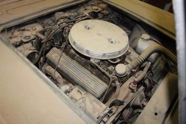 Hurdaya çıkmış klasik otomobiller böyle servete dönüşüyor - Page 1
