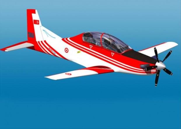 HÜRKUŞ Türk havacılık tarihinde bir ilk oldu - Page 4