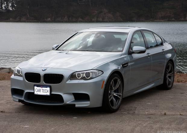 Huzurlarınızda: BMW M5 2013 - Page 2
