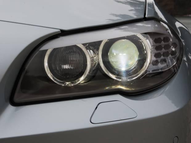 Huzurlarınızda: BMW M5 2013 - Page 4