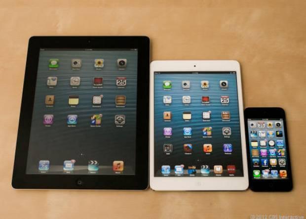 Huzurlarınızda iPad 4! - Page 1