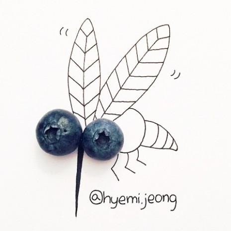 Hyemi Jeong'dan 18 yaratıcı çizim - Page 1