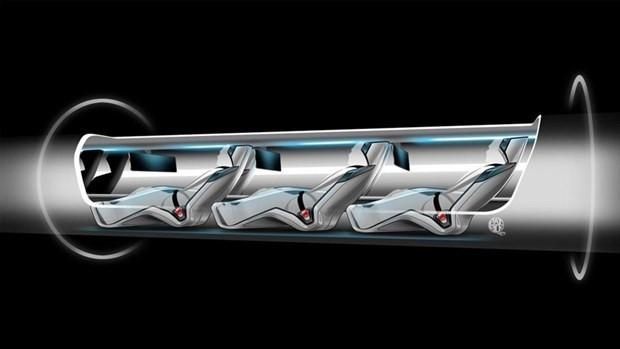 Hyperloop deneyleri başlıyor - Page 1