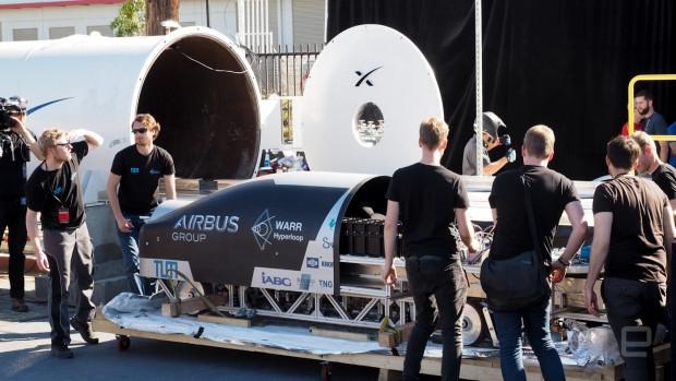 Hyperloop için konsept tasarımlar yarışıyor! Sizce hangisi olmalı? - Page 1