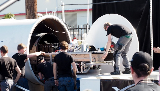 Hyperloop için konsept tasarımlar yarışıyor! Sizce hangisi olmalı? - Page 2