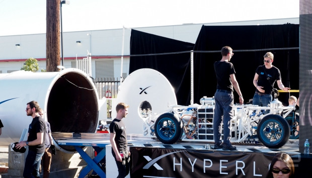 Hyperloop için konsept tasarımlar yarışıyor! Sizce hangisi olmalı? - Page 3