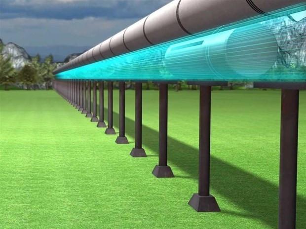Hyperloop, ilk testinde 187 kilometre hıza 1.1 saniyede ulaştı - Page 2