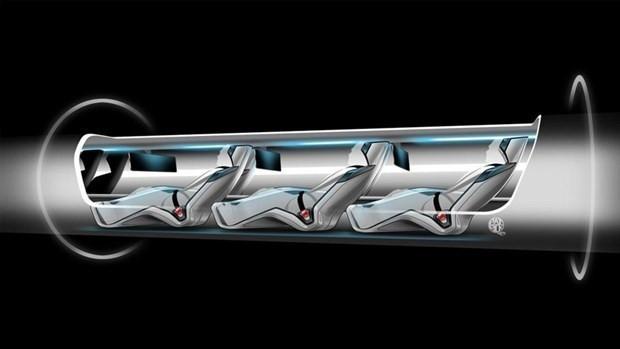 Hyperloop, ilk testinde 187 kilometre hıza 1.1 saniyede ulaştı - Page 3